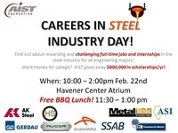 Technical Careers in the Steel Industry Day