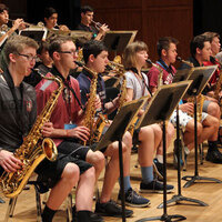 Jazz Ensemble Camp for Senior High