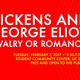 Dickens and George Eliot: Rivalry or Romance?