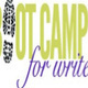 SciWrite@URI Writing Boot Camp 2017