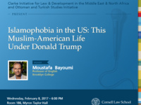 Islamophobia in the US:  This Muslim-American Life Under Donald Trump