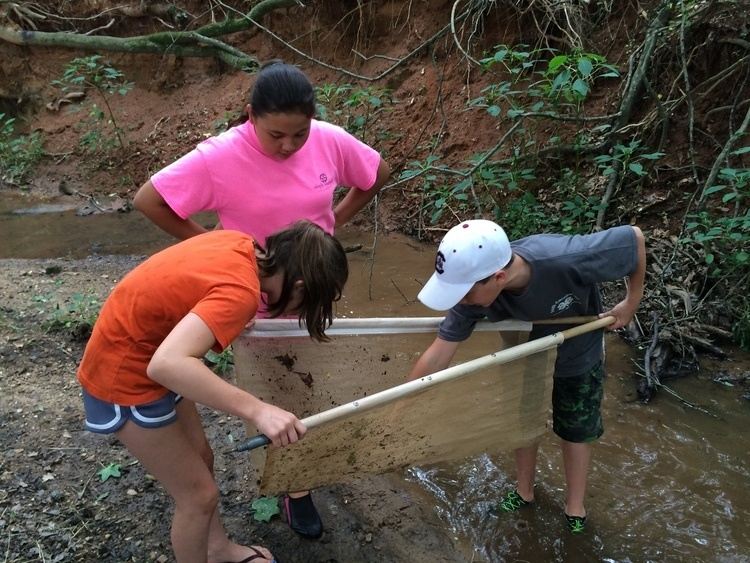 Laurens-Greenwood 4-H2O Camp Registration