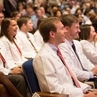 Brody School of Medicine White Coat Ceremony