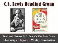 C.S. Lewis Reading Group @ Wesley