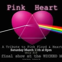 Pink Heart - Tributes to Pink Floyd and Heart