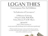 Opening Reception- Logan Thies Contemporary Fine Art Exhibition @ El Corazon Winery