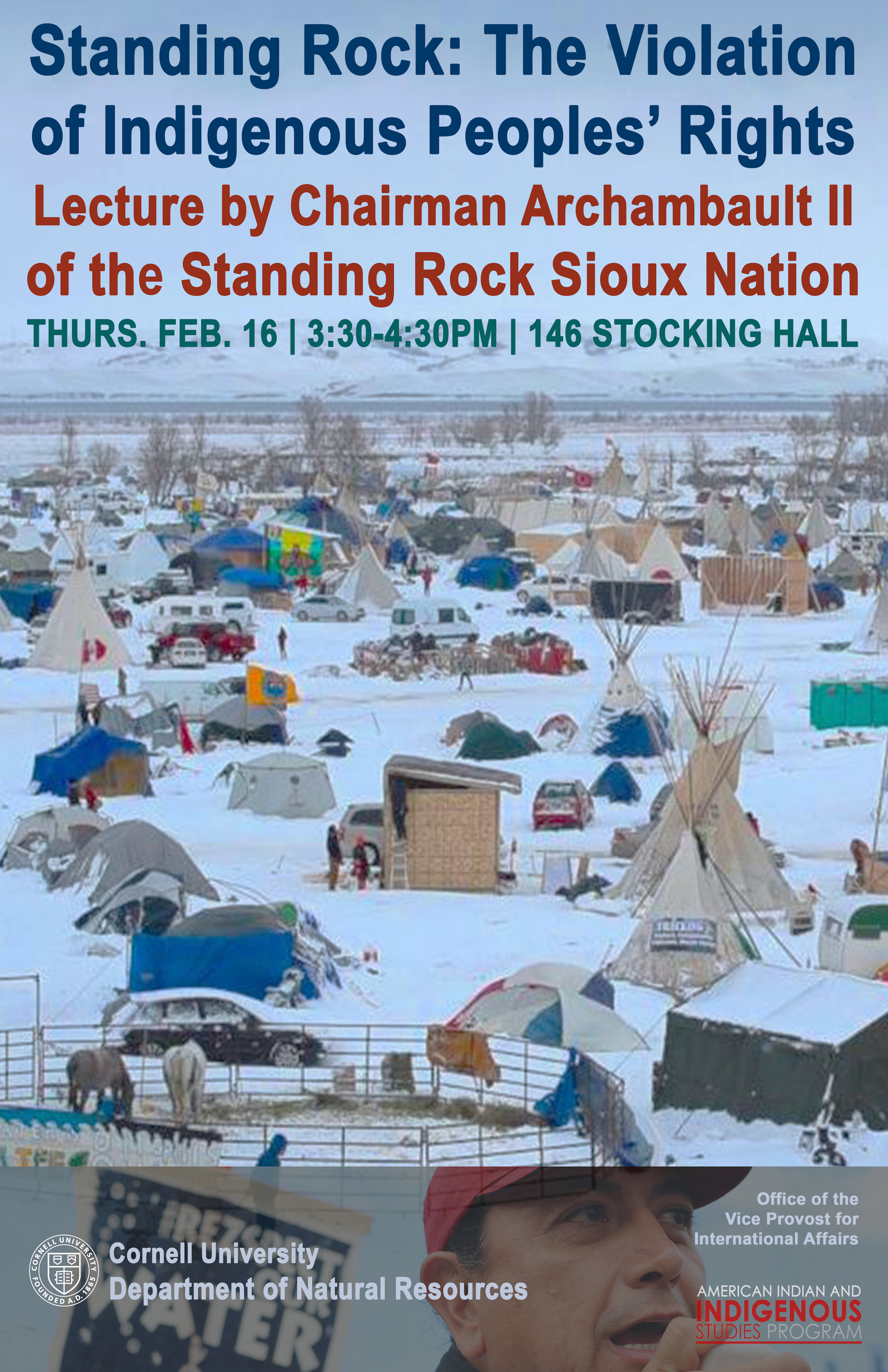 Standing Rock: The Violation of Indigenous People(s) Rights