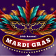 16th Annual Mardi Gras Celebration