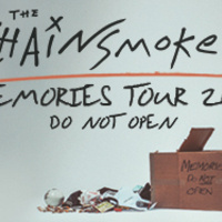 The Chainsmokers Memories Tour