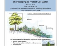 Shorescaping to Protect Our Water