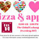 Study Abroad Application Pizza Party
