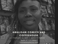 Amalgam Comics and Coffeehouse Trip