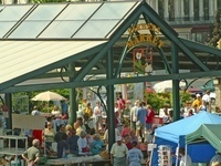 Downtown Farmers Market @ Crawford Park