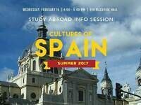 Cultures of Spain Study Abroad Info Session