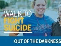 Out of the Darkness Walk to Fight Suicide