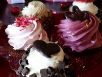Valentine's Day Infusions & Cupcakes