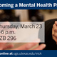 Becoming a Mental Health Professional