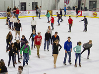 LaHaye Ice Center Public Skate