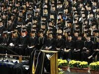 Commencement: Morning Ceremony (College of Letters, Arts and Sciences only)