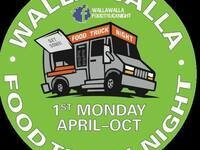 Walla Walla Food Truck Night @ The Incubators