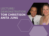"""Lithography De-Mystified"" with Anita Jung and Tom Christison"