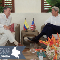 Americas in Flux Series Event: The Colombian Peace Process, What's Next?