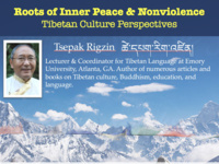 Roots of Inner Peace & Nonviolence, Tibetan Cultural Perspectives