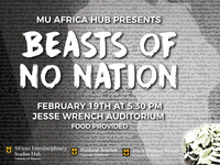 African Film Series: Beasts of No Nation