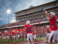 Liberty Flames Football vs Kentucky Wesleyan