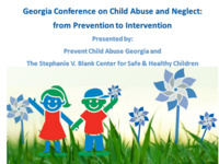Georgia Child Abuse Conference: from Prevention to Intervention
