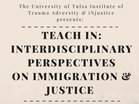 Teach-In: Interdisciplinary Perspectives on Immigration & Justice
