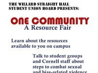 One Community: A Resource Fair