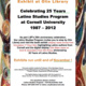 Exhibit: Celebrating 25 Years - Latino Studies Program at Cornell University, 1987 – 2012