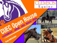 CU Equine Center Open House