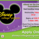 Disney Collge Program Info Session
