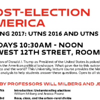 Post-Election America: Political Polarization and Inequality in the U.S. Now