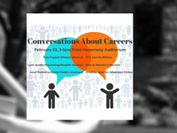 Event image for Conversations About Careers