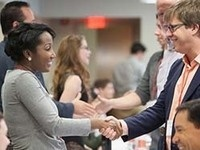 Meet & Repeat: A Pillsbury Institute Speed Networking Event
