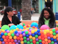 Come On In and Make a Friend: Connect with Someone New at the Diversity Ball Pit