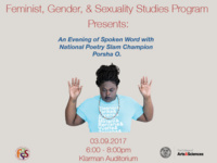An Evening of Spoken Word with Porsha O.