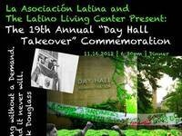Cafe con Leche Series: 19TH Anniversary of the Day Hall Takeover
