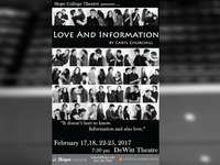 Hope Theatre: Love and Information