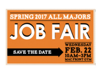 Spring 2017 All-Majors Job Fair
