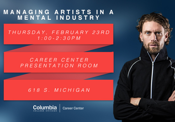 Managing Artists in a Mental Industry with Mike Mowery