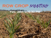 Row Crop Production Meeting
