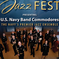 US Navy Commodores (FSU Jazz Fest featured artist)