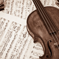 Graduate Recital: Christopher Stark, violin