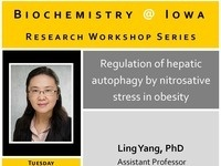 Biochemistry Workshop: Ling Yang