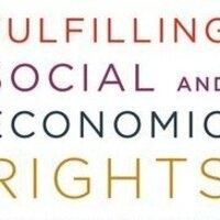 "Honoring Sakiko Fukuda-Parr's Award-Winning Book ""Fulfilling Economic and Social Rights"" and Its Application in the Habitat Commitment Index"