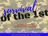 """SSS-STEM: Round-Up """"Survival of the 1st"""""""